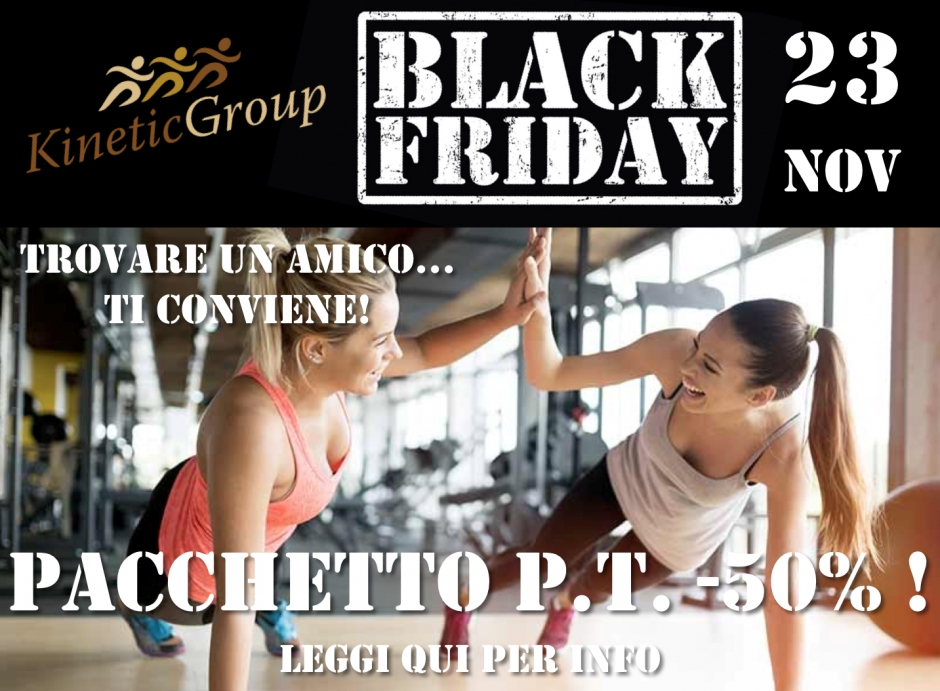 23 Novembre 2018, Black Friday!