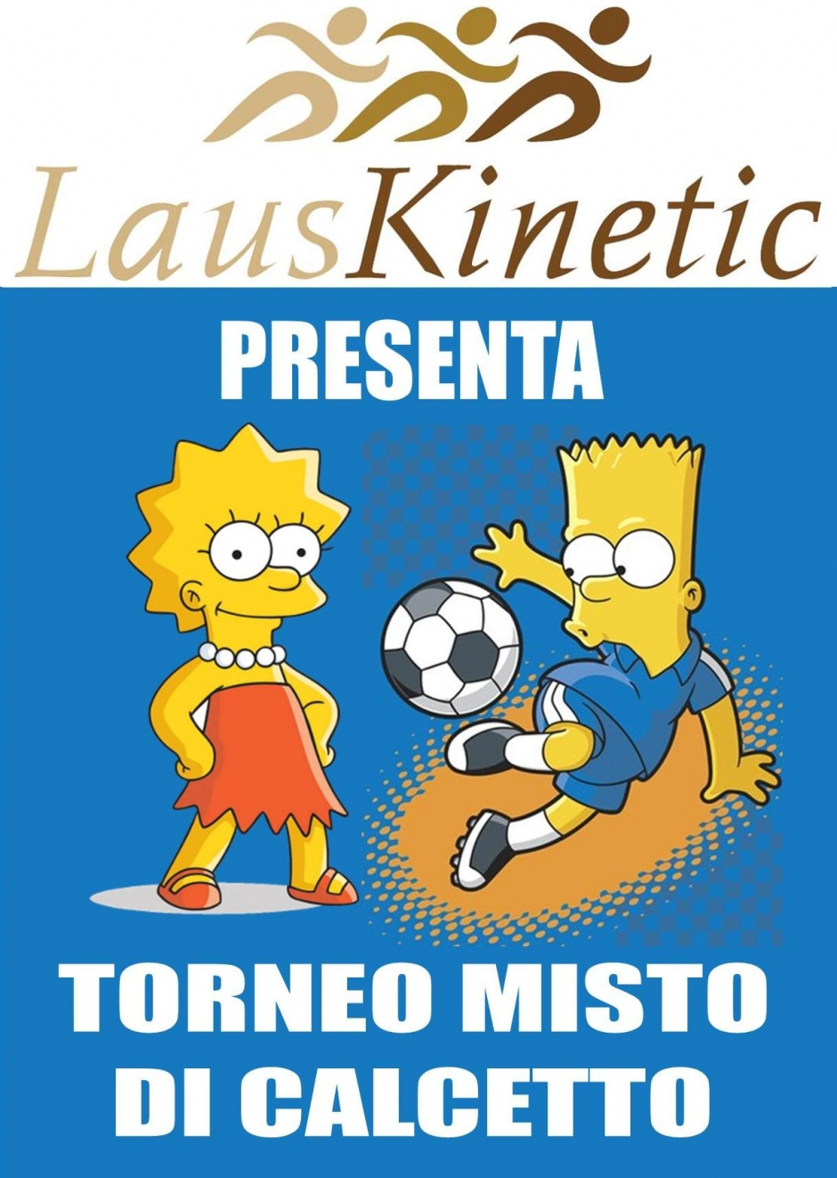 TORNEO MISTO DI CALCETTO 'LAUS KINETIC'